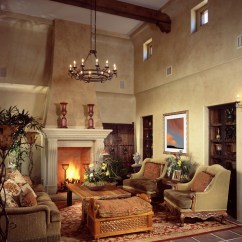 Old World Living Room Design Sofa Fashioned 54 Rooms With Soaring 2 Story Cathedral Ceilings