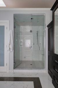 Elegant Master Bath Suite by Drury Design