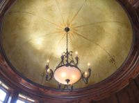 10 Elegant Residential Dome Ceiling Designs by CEILTRIM Inc.