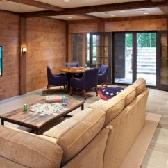 What Size Rug For Living Room Sectional Red Couches 25 Incredible Family Rooms Designed By Top Interior Designers