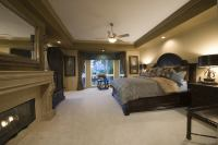 44 Stylish Master Bedrooms with Carpet