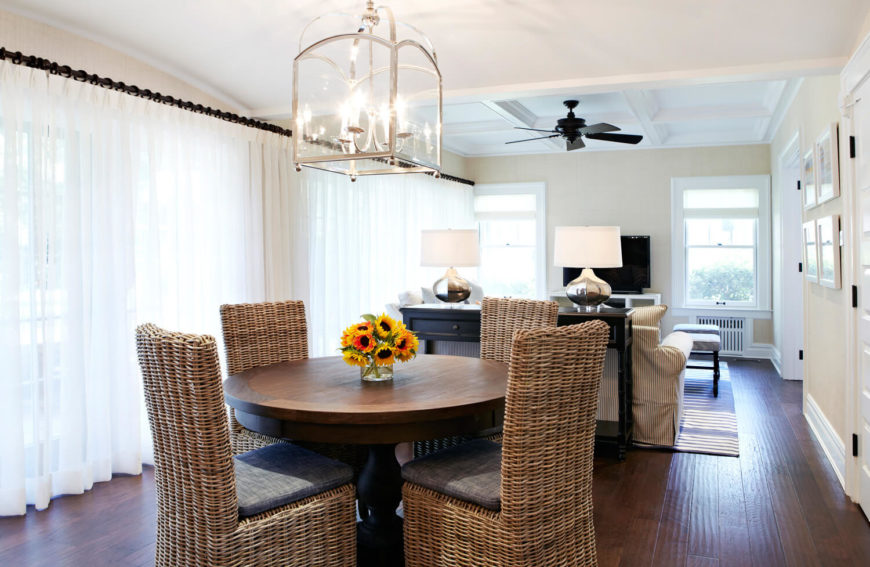 navy blue kitchen rugs best islands gorgeous dutch colonial home with flowing interior design ...