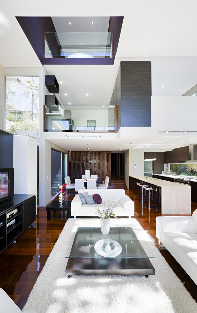 black glass living room furniture pictures and white contemporary open concept home with plenty of natural light