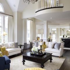 Formal Sitting Room Chairs Vinyl Chair Rail Jane Lockhart Interior Design Creates Elegant For Custom Kylemore Home | Stratosphere