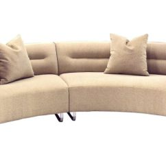 Rattan Love Sofa Daybed Covers Cheap Uk 25 Contemporary Curved And Round Sectional Sofas