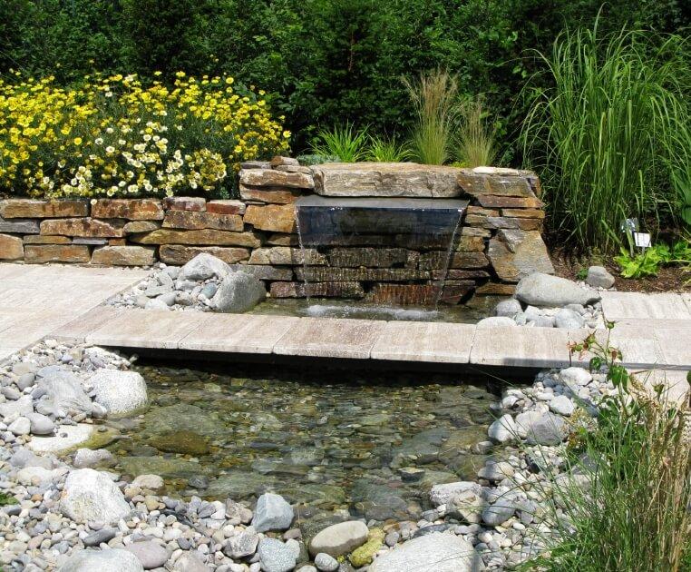 Small Backyard Pond Ideas Shutterstock 272835881 25 Best Pond