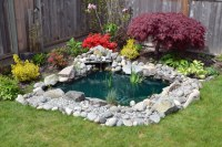 37 Backyard Pond Ideas & Designs (Pictures)