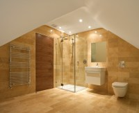 34 Attic Bathroom Ideas and Designs