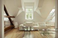 21 Attic Living Room, Family Room & TV Room Ideas