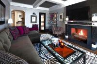 Deco Pied-et-Terre 1940's Apartment by Rob Stuart Interiors