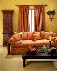 53 Living Rooms with Curtains and Drapes (Eclectic Variety)