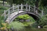 49 Backyard Garden Bridge Ideas and Designs (PHOTOS)