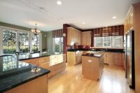 Kitchen Paint Colors With Light Wood Cabinets