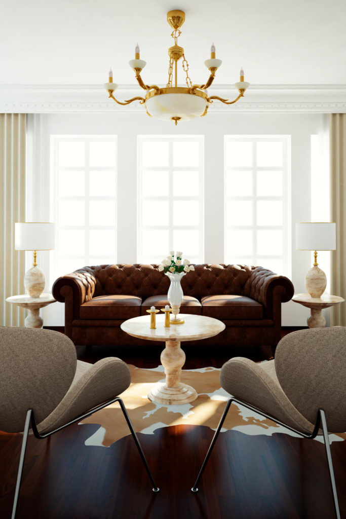 modern living room with dark wood floors blinds 21 riveting rooms pictures these rich vary very little in tone and complement the button tufted