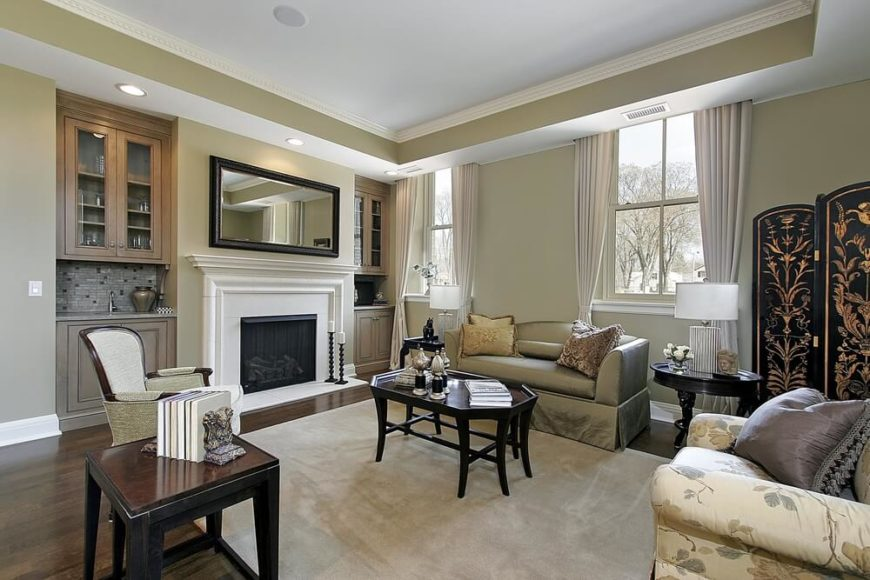 living rooms with dark wood floors south african room furniture 21 riveting pictures this utterly contemporary features a few decorative elements that add subtle style to the
