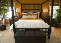 18 Master Bedrooms Featuring Canopy Beds and Four Poster ...