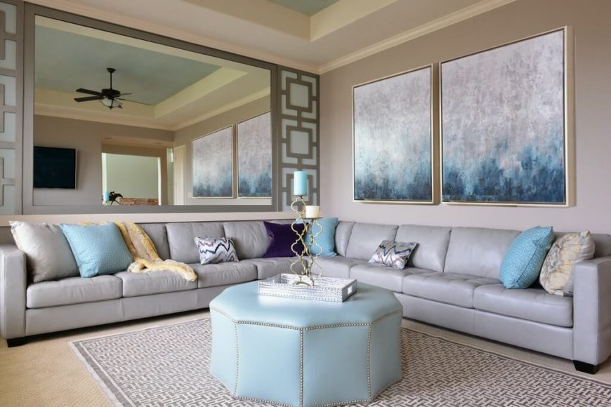26 Hidden Gem Living Rooms With Ceiling Fans (PICTURES