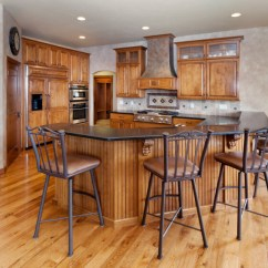 Quiet Kitchen Hood Islands With Breakfast Bar 23 Gorgeous G-shaped Designs (images)