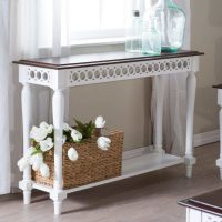 Top 25 Types of Foyer Tables For Storage or As Accents