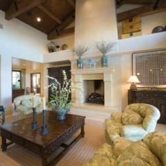 Red Living Room Set Furniture Arrangement Examples 32 Spectacular Designs With Exposed Beams ...