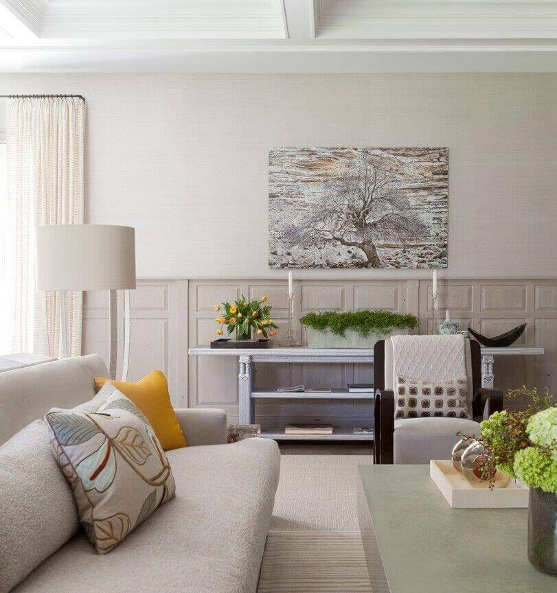 cozy living room color palette how to make 25 ways your tips tricks corliving blog floral arrangements bring richer more lively colors this soft beige beach home s