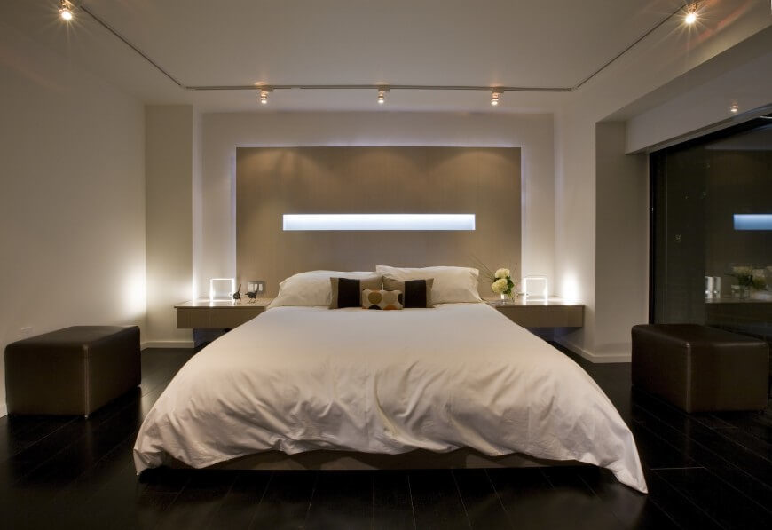 28 Fabulous Bedrooms Without Headboards (GREAT PHOTOS