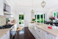 44 Grand Rectangular Kitchen Designs (PICTURES)
