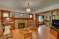 28 Great Craftsman Living Room and Family Room Design Ideas