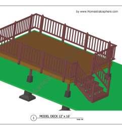 diy outdoor deck electrical wiring diagram [ 3400 x 2200 Pixel ]