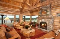25 Sublime Rustic Living Room Design Ideas