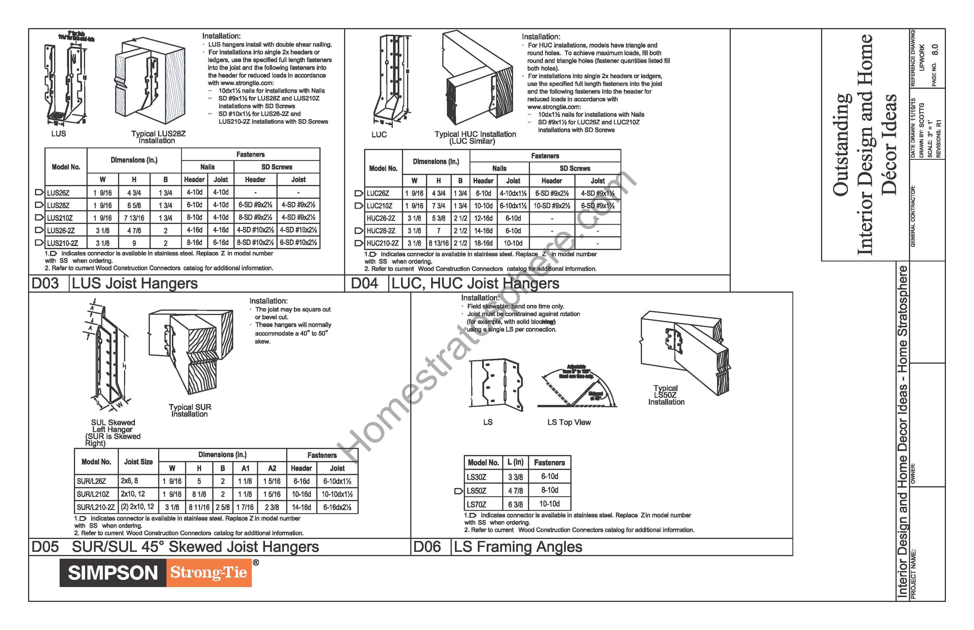 Free Ground Flat Deck Plan With Blueprint Download