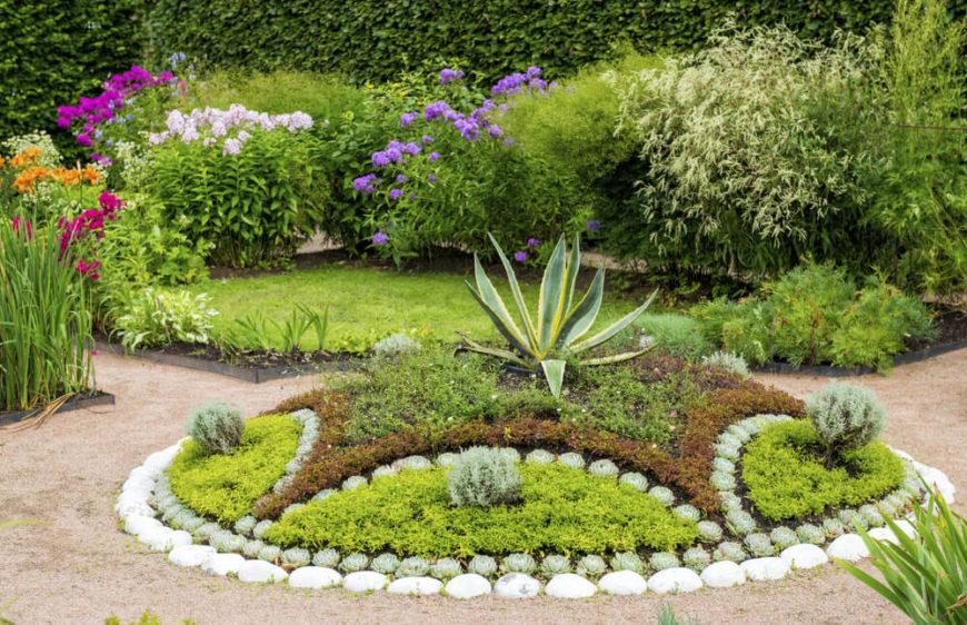 34 Vibrant Plant Garden Ideas Home Stratosphere
