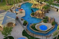 28 Remarkable Backyard Waterpark Ideas - Home Stratosphere