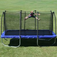 32 Fun Backyard Trampoline Ideas