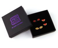 Cute Earrings Gift Set - Kawaii Accessories | Cakes with Faces