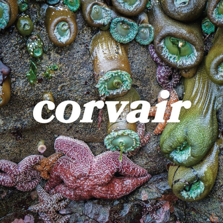 Corvair cover artwork