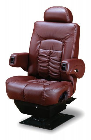 motorhome captain chair seat covers italian leather chairs dining flexsteel bucket seats options for rvs and motor homes home class c