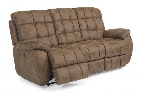 flexsteel bexley sofa calico corners sofas and loveseats | reclining sleepers