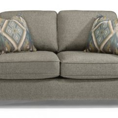 Flexsteel Julio Reclining Sofa Taupe Colored Sofas And Loveseats | Sleepers