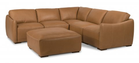 leather couch and chair duncan phyfe chairs flexsteel sectionals browse sofas reclining sectional