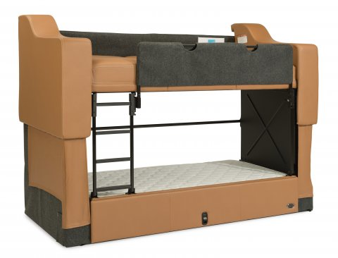 sofa bed for rv score icu interpretation flexsteel sofas and sleepers rvs motor homes lift lock bunk