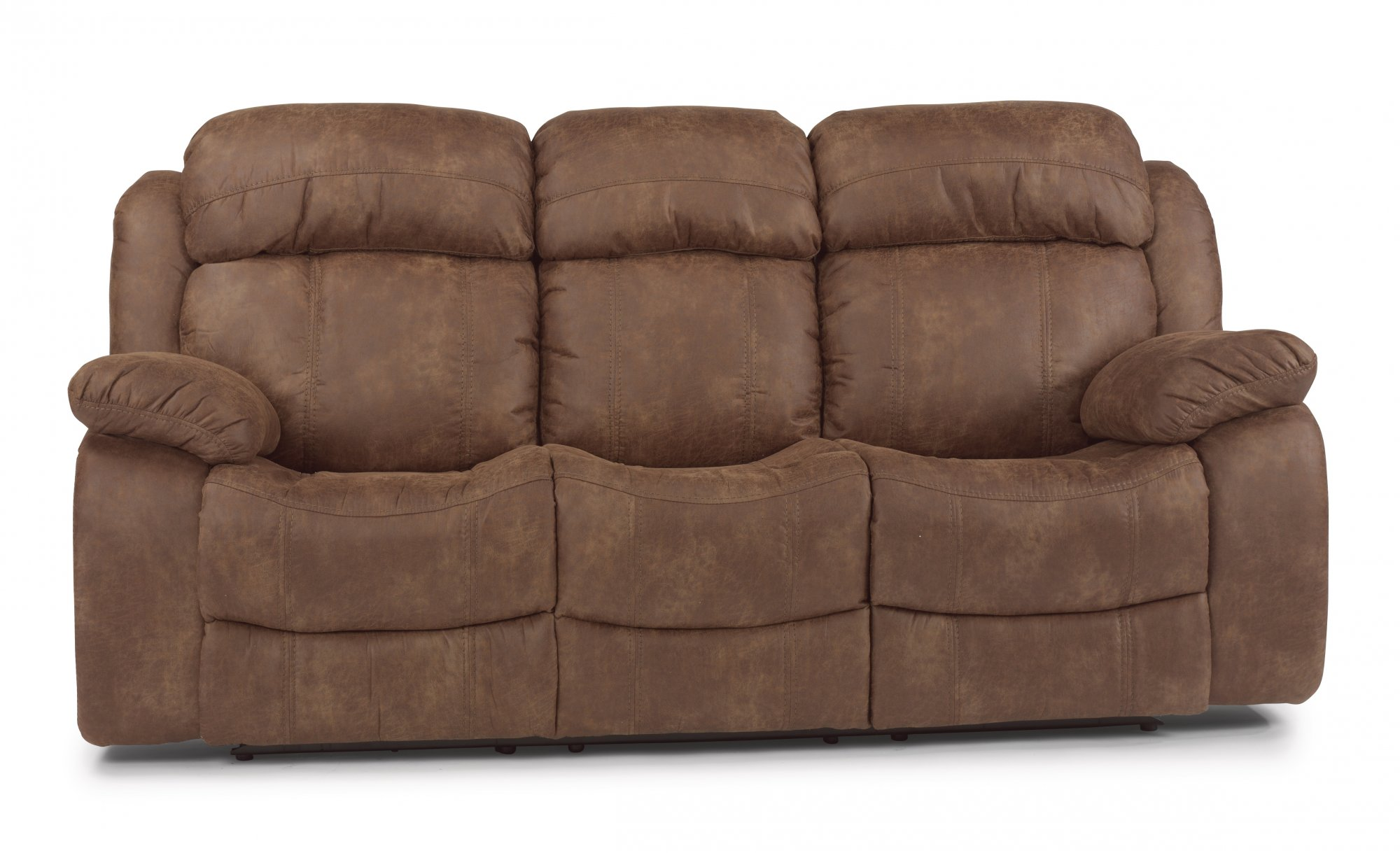 flexsteel double reclining sofa reviews readymade covers in dubai como fabric recliner share via email download a high resolution image