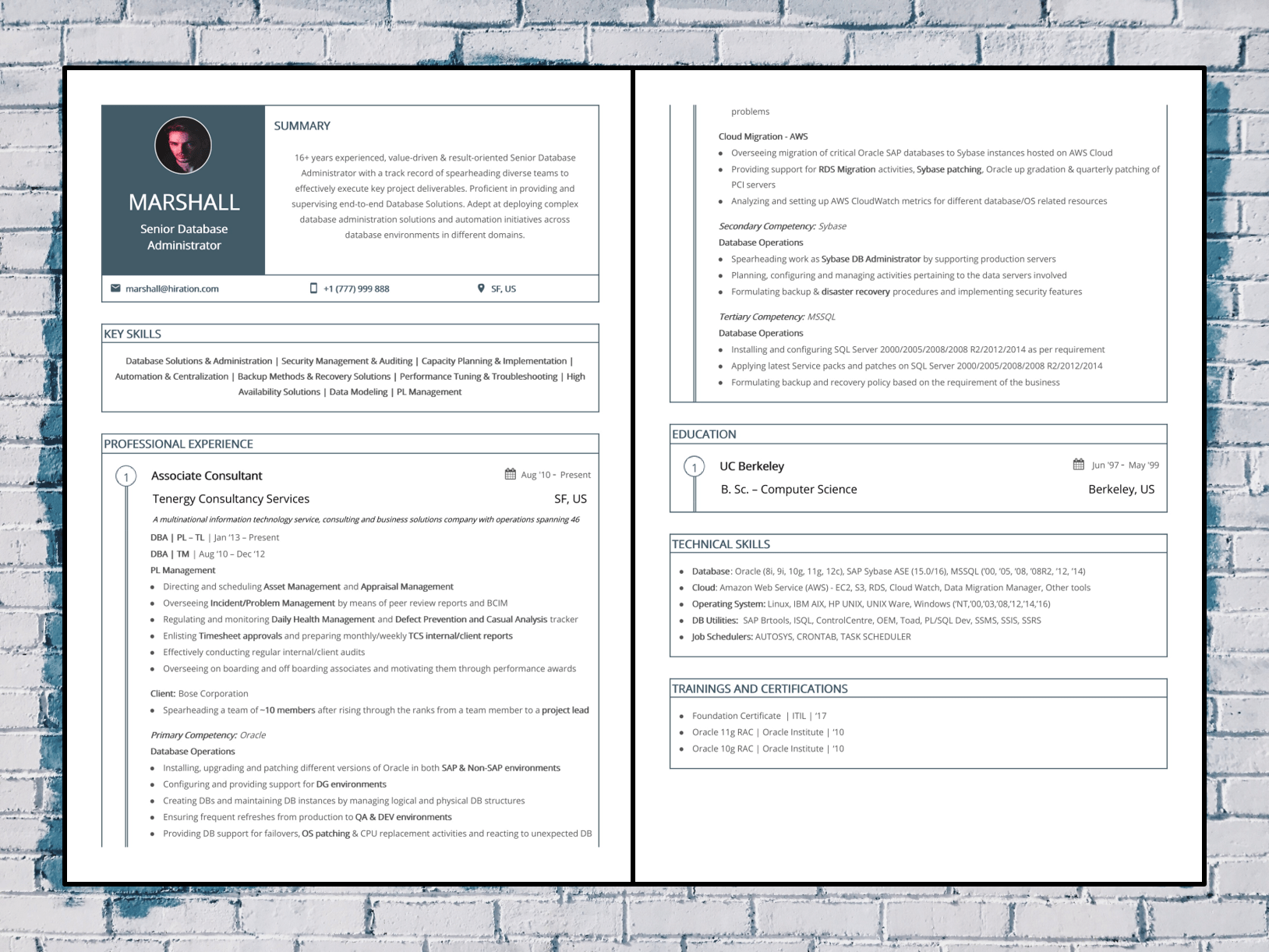 Technical Resume Tips Technical Resume The 2019 Guide To Technical Resumes