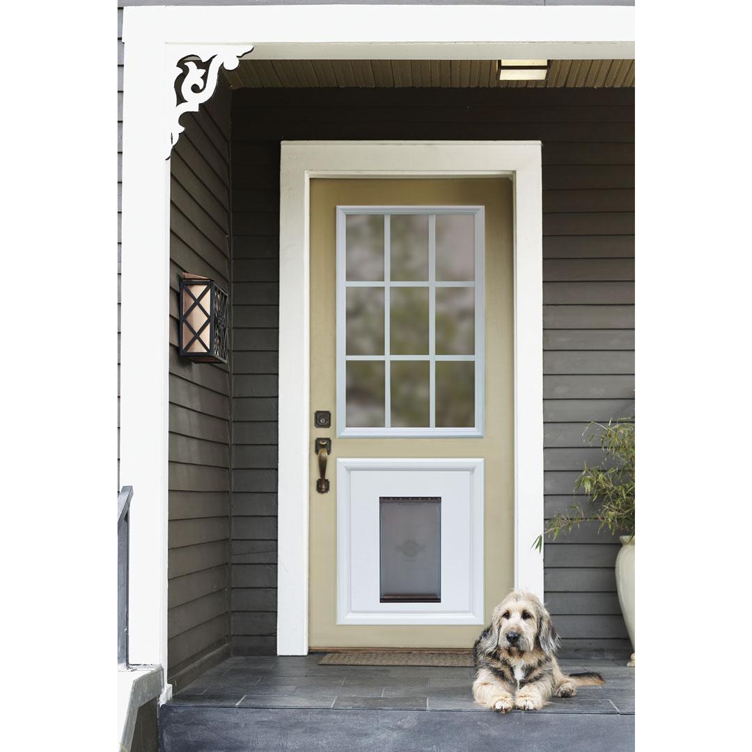 Panel Pet Door Insert By Petsafe Grp Panel