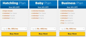 HostGator_India_Shared_Web_hosting_plans