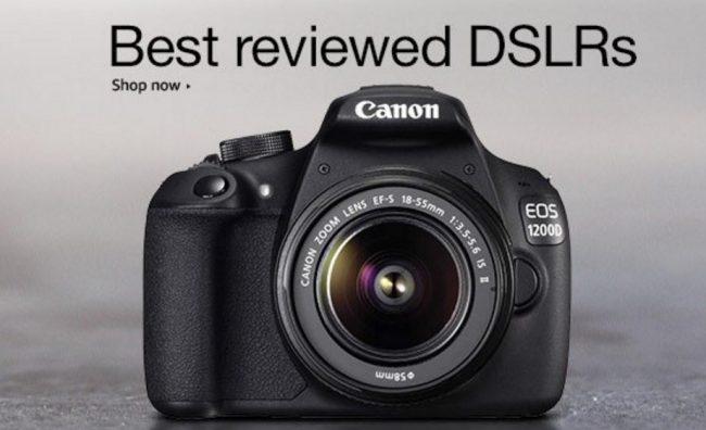 Best DSLR Under 25000