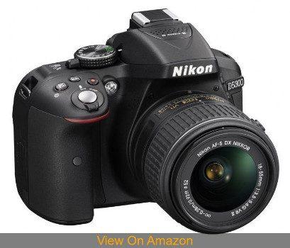 Best_DSLR_Under_40000_Nikon_D5300_with_18_55mm