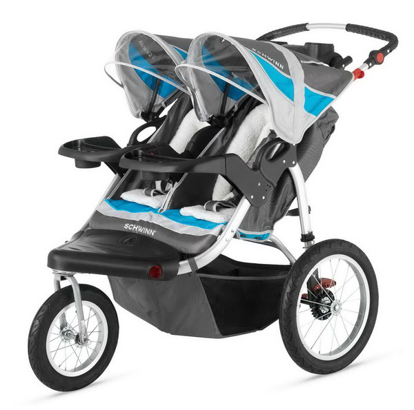 Schwinn Turismo Double Jogging Strollers Reviews