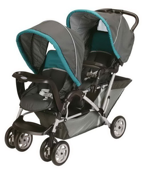 Graco DuoGlider Sit and Stand Double Strollers Reviews