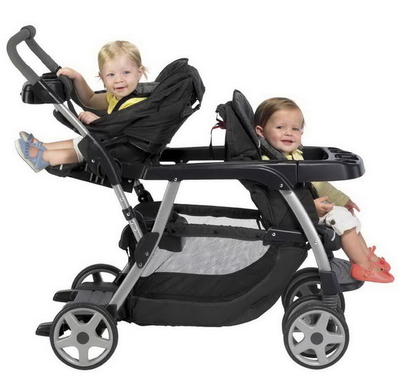 Graco Ready2Grow Sit and Stand Double Strollers Reviews